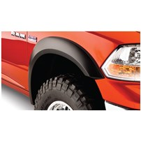 Bushwacker Extend-A-Fender Flares | Front Flare Height - 4.25