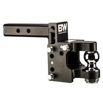 B&W Tow and Stow Pintle Hitches