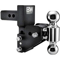 B&W Multipro Tailgate Compatible Tow & Stow