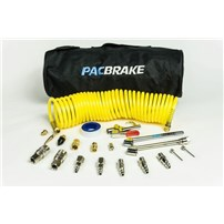 Pacbrake Air Tank Hose & Accessories Kit - Universal - C11657