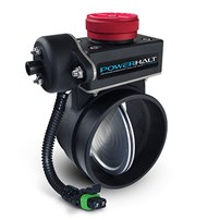 Pacbrake PH2 PowerHalt Air Intake Emergency Shut-Off Valve - (Manual) - 11-16 Ford Powerstroke 6.7L - C50207