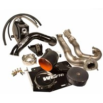 Calibrated Power DT LML Twin Turbo Kit - 15-16 GM Duramax