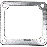 Cummins Intake Air Heater Gasket - 89-07 Dodge Cummins 5.9L - 3969988