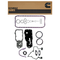 Cummins Lower Engine Kit Standard Thickness - 07.5-10 Dodge Cummins 6.7L