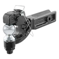 Curt Receiver-Mount Ball & Pintle Combo's