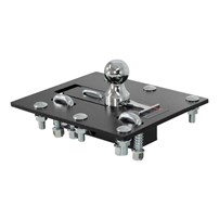 Curt Over-Bed Folding Ball Gooseneck Hitch