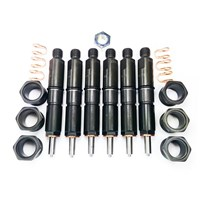 DDP Performance Injectors (Sold as Set)
