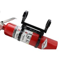 Deviant Race Parts - QD Fire Extinguisher Mount with Extinguisher for 1.75