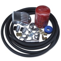 DieselSite Coolant Filtration System for 2008-2010 Ford 6.4L PSD