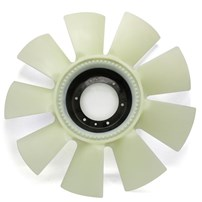 DieselSite Plastic Engine Cooling Fan - 94.5-97 Ford Powerstroke 7.3L