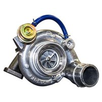 D Tech Remanufactured CR Turbocharger 03-04 Dodge Cummins 5.9L - DT590004