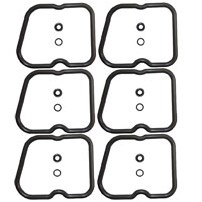 D Tech Valve Cover Gasket Kit - 89-97 Dodge Cummins 5.9L - DT590010