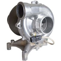 D Tech Remanufactured Turbocharger 94-98.5 Ford Powerstroke - DT730009