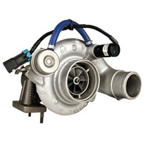 Duramax Tuner Stealth 64mm Cummins 5.9L Turbocharger - 03-07 Dodge Cummins 5.9L - 4046300-1063