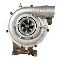 Duramax Tuner Stealth 64mm VVT Turbocharger - 04.5-10 GM Duramax - 63-10BLADE-LBZ-LLY