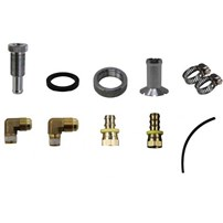 FASS Fuel Systems Diesel Fuel Bulkhead and Viton Suction Tube Kit