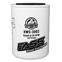 FASS Hydroglass (Extreme Water Separator) - XWS-3002
