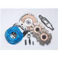 South Bend Dual Disc Clutch 850 hp 1400 ft. lbs. torque - 99-03 Ford 6 Speed - FDDC36006