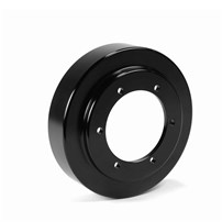 Fleece 2003-2012 Cummins Fan Drive Pulley ( Black Finish )