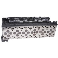 Fleece 5.9L Remanufactured Cummins Cylinder Head (Street) - 03-07 Dodge Cummins