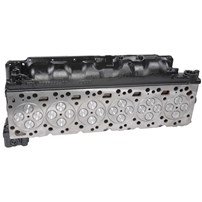 Fleece 5.9L Remanufactured Cummins Cylinder Head (Performance Street) - 03-07 Dodge Cummins