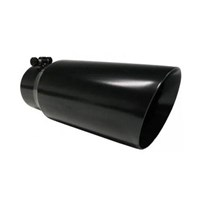 Flo Pro Rolled Angle Cut Exhaust Tips