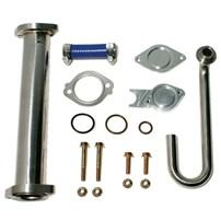 Flo Pro EGR / Cooler Delete Kit - 03-07 Ford Powerstroke 6.0L - EGR60