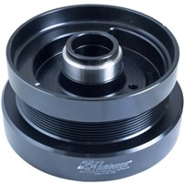 Fluidampr Harmonic Balancers - Early 94-97 Ford 7.3L Powerstroke (Fan Spacer Included)