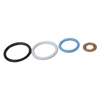 Ford Motorcraft Fuel Injector Seal Kit - 03-07 Ford Powerstroke F250-F550 Pickup and Cab and Chassis | 04-05 Excursion | 05-10 E Series