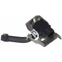 Ford Motorcraft Exhaust Back Pressure Sensor & Bracket - Front - 11-16 Ford Powerstroke F250-F450 Series Pickup
