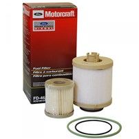 Ford Motorcraft Fuel Filter - 03-07 Ford 6.0L Powerstroke