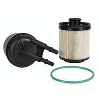 Ford Motorcraft Fuel Filter - 11-16 Ford Powerstroke F250-F550 Pickup and Cab and Chassis