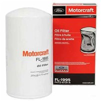 Ford Motorcraft Oil FIlter - 94-97 Ford Powerstroke F250-F350 Pickup and Cab and Chassis | Early 99-03 Ford Powerstroke F250-F550 Pickup and Cab and Chassis | 00-03 Excursion | 95-97 E Series