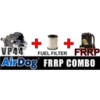 VP44 2 Year Warranty - Airdog FRRP - Fuel Filter - Combo Package