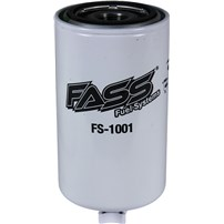 FASS HD Series Filter - Water Separator (For Use with FASS HD & Titanium Series Fuel Air Separation System) - FS-1001