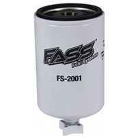 FASS Titanium Series - Water Separator Filter (Fits Blue Titanium Model) - FS-2001
