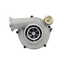 Garrett Reman Exchange Stock Turbo early 1999 Ford Powerstroke 7.3L Turbo WithOut Pedestal -  471128-9009