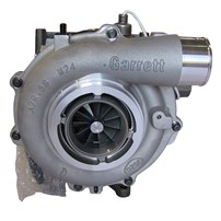 Garrett New Stock Turbo - 04-10 GM Duramax - 848212-5001S