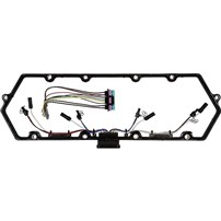 GB Remanufacturing Valve Cover Gasket Kit (with integrated connectors) - 98-03 Ford Powerstroke 7.3L - 522-023