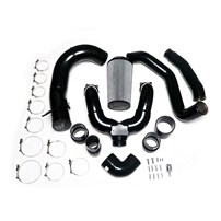 GDP Tuning Intercooler Piping Kit - Black Finish - 2011-2014 Ford Powerstroke 6.7L