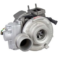 High Tech Turbo HE351VE New OEM Replacement Stock Turbocharger - 07.5-12 Dodge Cummins
