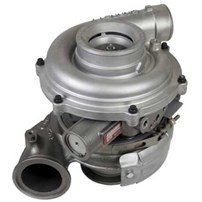 High Tech Turbo Stock Turbo with 63mm Compressor wheel - 04-07 Ford Powerstroke