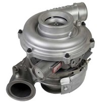 High Tech Turbo GT37V Stock Turbo (NEW) -  04-07 Ford Powerstroke