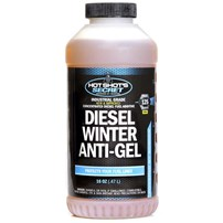 Hot Shot's Secret Fuel Additive - Diesel Winter Anti-Gel - 16 oz. squeeze bottle