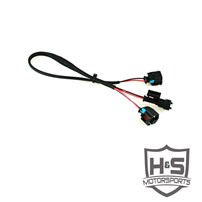 H&S Motorsports Dual High-Pressure Pump Wiring Harness - Fits Most common-rail FCAs - 562002
