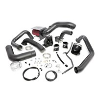 HSP - Duramax LB7 - S400 Single Install Kit - No Turbo - Dark Grey