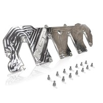 HSP Diesel Billet Valve Covers - 04.5-10 Duramax