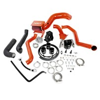 HSP - Duramax LML - (11-12) S400 Single Install Kit - No Turbo - Burnt Orange