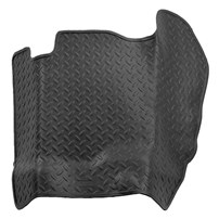 Husky Liner Classic Center Hump Liner - BLACK - 98-02 Dodge Cummins