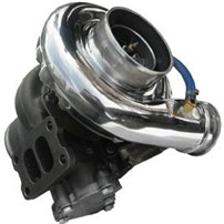 Industrial Injection Hybrid Turbo